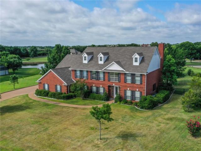 135 Lake Trail Drive, Double Oak, TX 75077 (MLS #14135082) :: Baldree Home Team