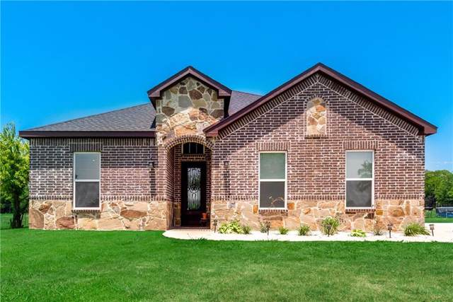 14597 County Road 234, Terrell, TX 75160 (MLS #14135089) :: RE/MAX Town & Country