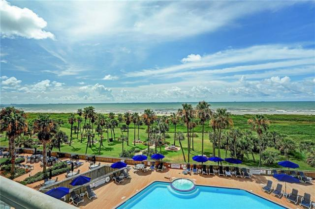 1401 E Beach Drive #312, Galveston, TX 77550 (MLS #14135109) :: Team Hodnett