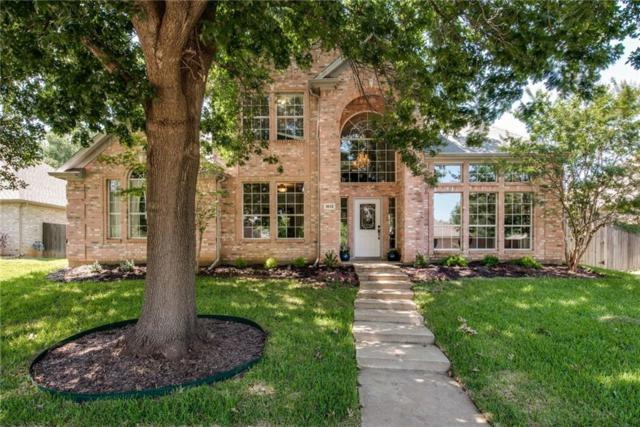 1612 Bar Harbor Drive, Flower Mound, TX 75028 (MLS #14135150) :: The Heyl Group at Keller Williams