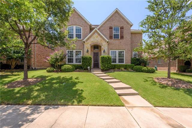 6849 Parker Creek Place, Frisco, TX 75034 (MLS #14135155) :: Lynn Wilson with Keller Williams DFW/Southlake