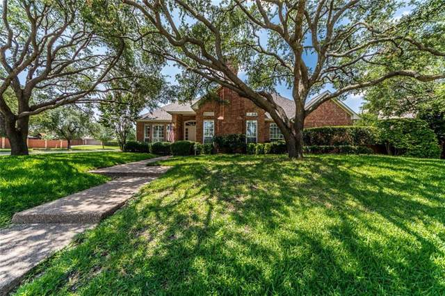 5300 Blackhawk Drive, Plano, TX 75093 (MLS #14135165) :: RE/MAX Town & Country