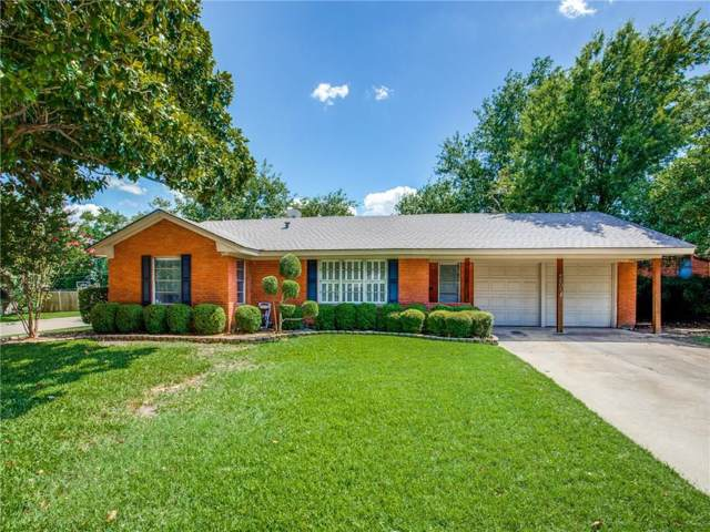 4201 Whitfield Avenue, Fort Worth, TX 76109 (MLS #14135167) :: The Tierny Jordan Network
