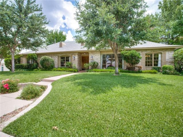 6821 Middle Road, Fort Worth, TX 76116 (MLS #14135169) :: Kimberly Davis & Associates
