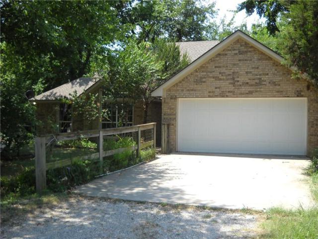 505 Spring Drive, Shady Shores, TX 76208 (MLS #14135191) :: Kimberly Davis & Associates