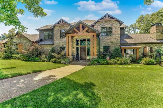 4546 Cascades Shoreline Drive, Tyler, TX 75709 (MLS #14135194) :: Lynn Wilson with Keller Williams DFW/Southlake