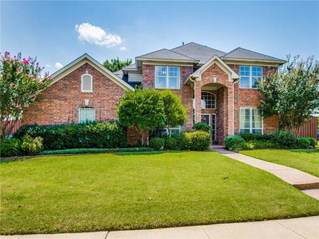 3209 Springwood Road, Flower Mound, TX 75028 (MLS #14135196) :: RE/MAX Town & Country