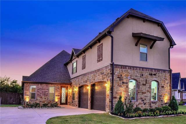 2408 Remuda Drive, Sherman, TX 75092 (MLS #14135215) :: The Heyl Group at Keller Williams