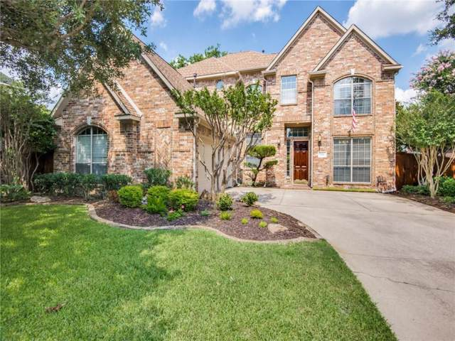 916 Creek Crossing, Coppell, TX 75019 (MLS #14135221) :: The Star Team | JP & Associates Realtors