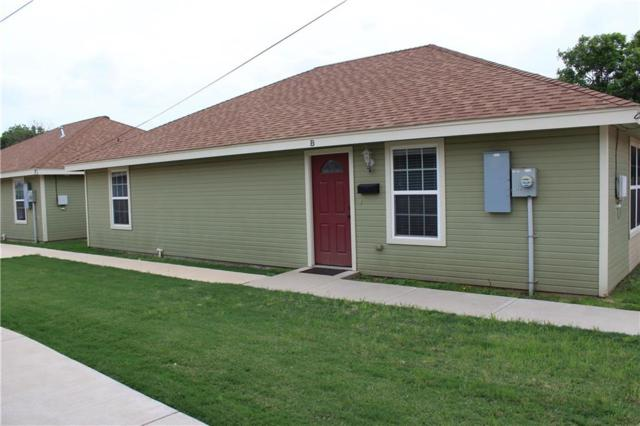 734 E North 14th Street A-D, Abilene, TX 79601 (MLS #14135225) :: RE/MAX Town & Country