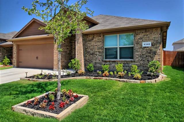 6348 Spokane Drive, Fort Worth, TX 76179 (MLS #14135232) :: RE/MAX Town & Country