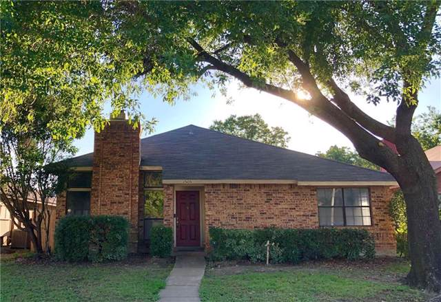 1505 Colborne Drive, Mesquite, TX 75149 (MLS #14135236) :: RE/MAX Town & Country