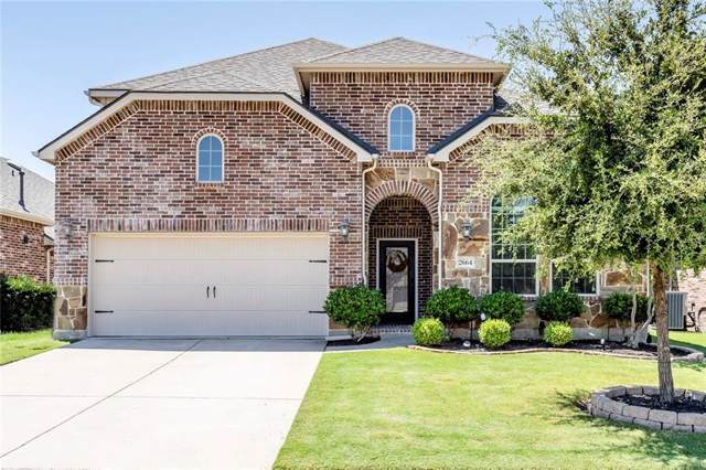 2664 Costa Mesa Drive, Little Elm, TX 75068 (MLS #14135257) :: RE/MAX Town & Country