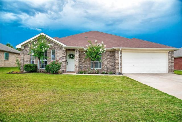 221 Whispering Dell Lane, Weatherford, TX 76085 (MLS #14135276) :: Lynn Wilson with Keller Williams DFW/Southlake