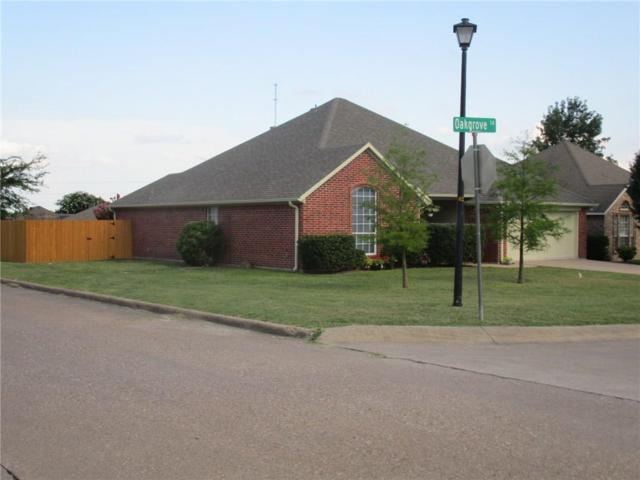 1017 Oak Grove Lane, Royse City, TX 75189 (MLS #14135297) :: RE/MAX Town & Country