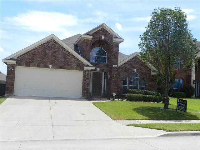 9609 Flowering Spring Trail, Fort Worth, TX 76036 (MLS #14135313) :: Lynn Wilson with Keller Williams DFW/Southlake
