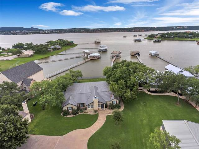 1003 Fire Wheel, Possum Kingdom Lake, TX 76449 (MLS #14135323) :: Keller Williams Realty