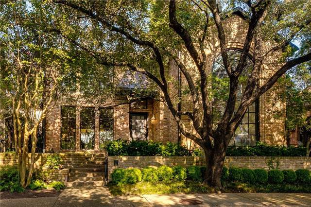 6 Laureston Place, Dallas, TX 75225 (MLS #14135325) :: Robbins Real Estate Group