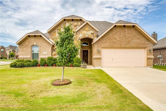 321 Pecos Drive, Burleson, TX 76028 (MLS #14135326) :: RE/MAX Town & Country