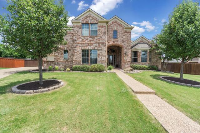 1751 Springlake Drive, Prosper, TX 75078 (MLS #14135341) :: Real Estate By Design