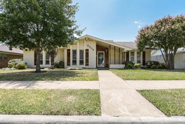 3806 Windsor Drive, Garland, TX 75042 (MLS #14135350) :: Lynn Wilson with Keller Williams DFW/Southlake