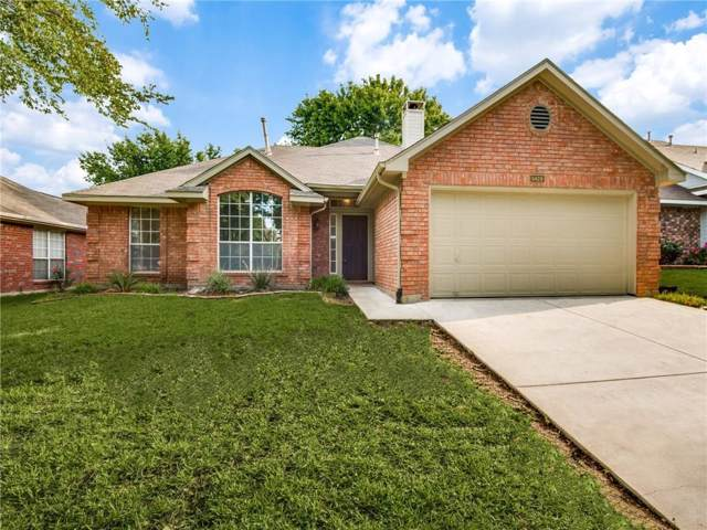 5429 Bryce Canyon Drive, Fort Worth, TX 76137 (MLS #14135356) :: Real Estate By Design