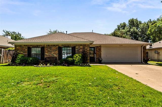 1106 Candlewood Drive, Allen, TX 75002 (MLS #14135366) :: RE/MAX Town & Country
