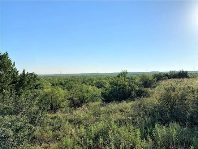 TBD 22 Taylor Ridge East Rd, Abilene, TX 79536 (MLS #14135437) :: The Sarah Padgett Team