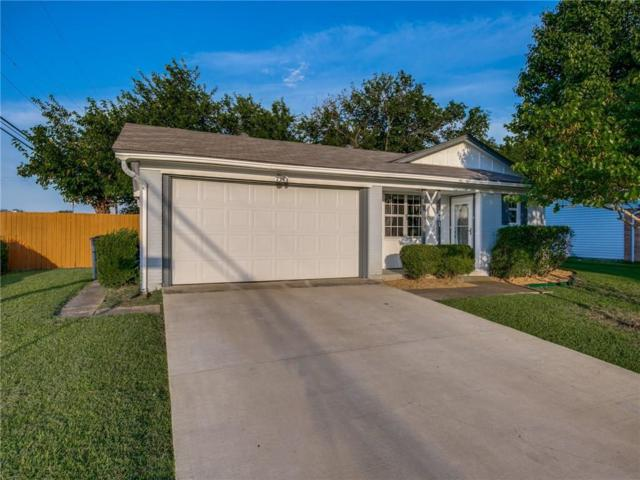 801 Memorial Drive, Wylie, TX 75098 (MLS #14135439) :: RE/MAX Town & Country