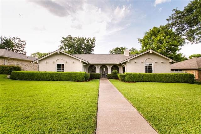 402 W Lookout Drive, Richardson, TX 75080 (MLS #14135452) :: RE/MAX Town & Country