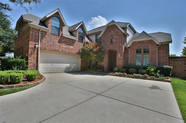 8009 Kingsgate Circle, Plano, TX 75024 (MLS #14135456) :: Frankie Arthur Real Estate