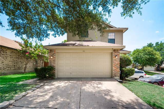 816 Via Madonna, Mesquite, TX 75150 (MLS #14135488) :: Lynn Wilson with Keller Williams DFW/Southlake