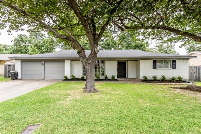 7809 Colfax Lane, Fort Worth, TX 76134 (MLS #14135497) :: RE/MAX Town & Country