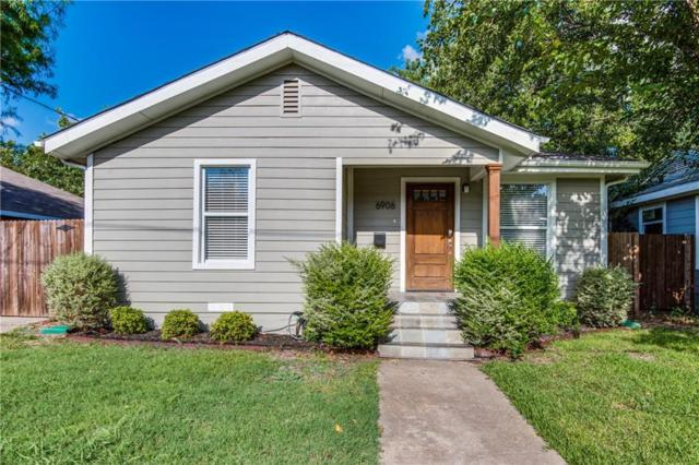 6906 Webster Street, Dallas, TX 75209 (MLS #14135506) :: Lynn Wilson with Keller Williams DFW/Southlake