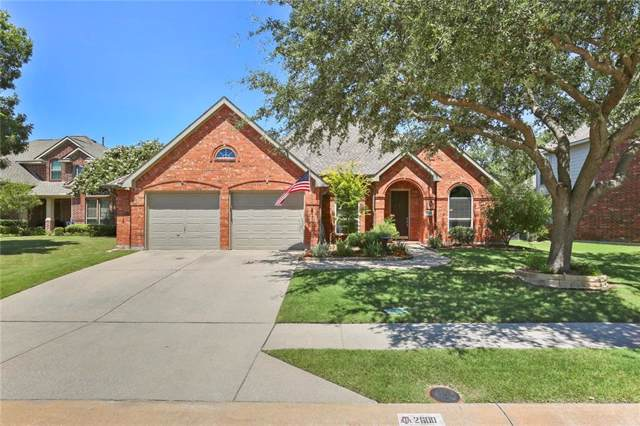 2600 Blue Jay Court, Mckinney, TX 75072 (MLS #14135507) :: RE/MAX Town & Country