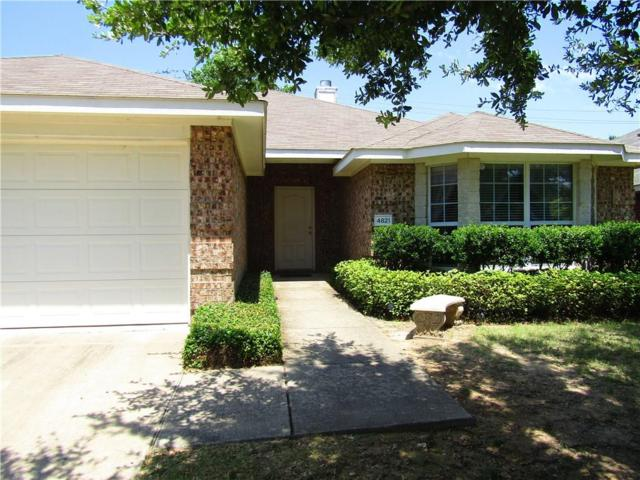 4821 Kingfisher Lane, Mesquite, TX 75181 (MLS #14135524) :: Lynn Wilson with Keller Williams DFW/Southlake