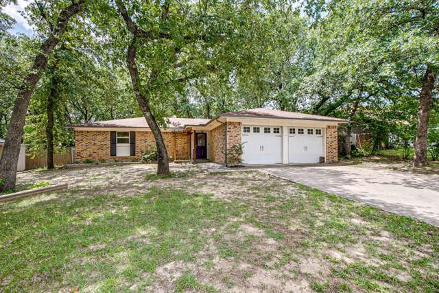 412 Windwood Court, Azle, TX 76020 (MLS #14135531) :: The Real Estate Station