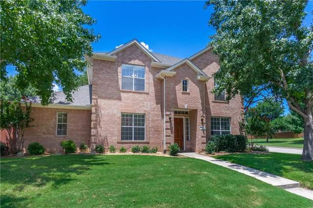 3000 Woodberry Drive, Flower Mound, TX 75022 (MLS #14135577) :: RE/MAX Town & Country