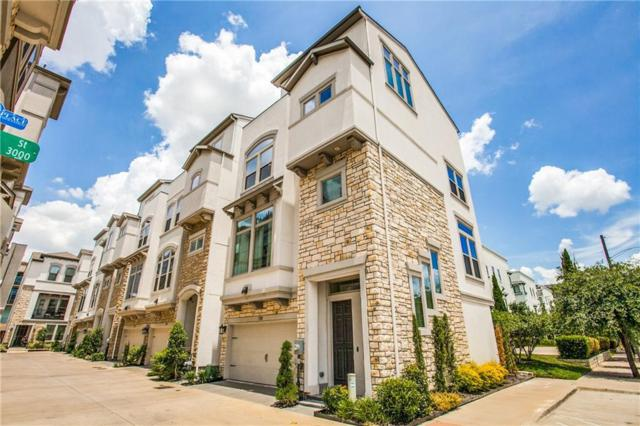730 Spanish Oaks Place, Dallas, TX 75204 (MLS #14135617) :: Kimberly Davis & Associates