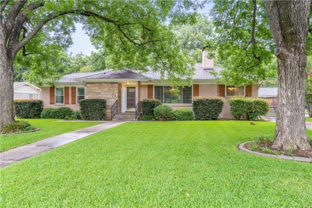 3651 W Biddison Street, Fort Worth, TX 76109 (MLS #14135624) :: Real Estate By Design