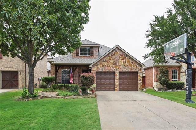 1301 Golf Club Drive, Lantana, TX 76226 (MLS #14135635) :: Team Hodnett