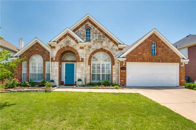 5532 Cranberry Drive, Fort Worth, TX 76137 (MLS #14135641) :: RE/MAX Town & Country