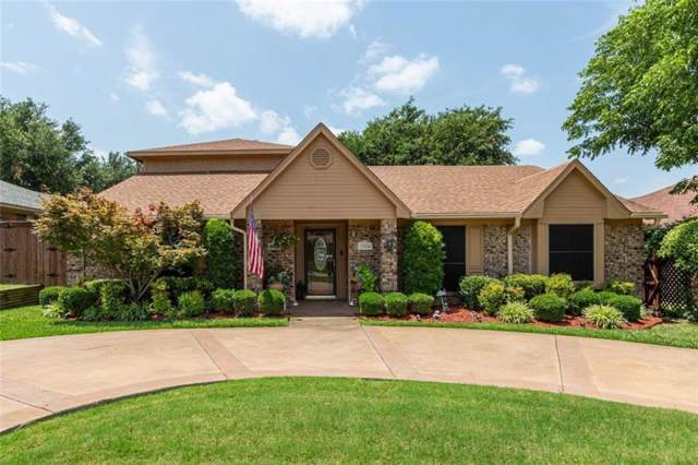 2804 El Paso Way, Mesquite, TX 75150 (MLS #14135668) :: All Cities Realty