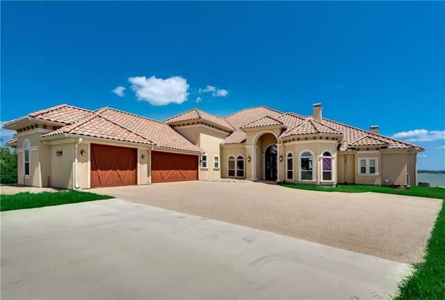 528 Bay Hill Lane, Kerens, TX 75144 (MLS #14135673) :: The Rhodes Team