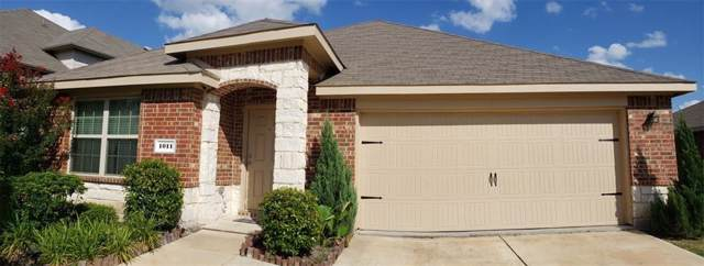 1011 Morris Ranch Court, Forney, TX 75126 (MLS #14135677) :: RE/MAX Town & Country