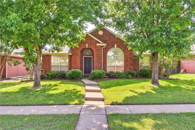 5909 Baton Rouge Boulevard, Frisco, TX 75035 (MLS #14135679) :: RE/MAX Town & Country