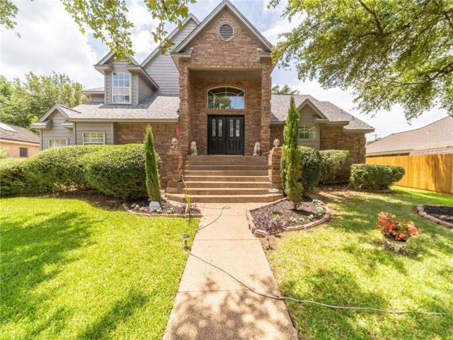 3233 Oakdale Drive, Hurst, TX 76054 (MLS #14135685) :: RE/MAX Town & Country