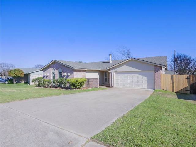3608 Palomino Drive, Arlington, TX 76017 (MLS #14135693) :: Baldree Home Team