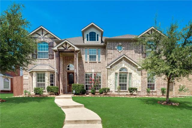 12397 Peace River Drive, Frisco, TX 75035 (MLS #14135698) :: Lynn Wilson with Keller Williams DFW/Southlake
