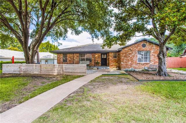 4863 Fallon Place, Dallas, TX 75227 (MLS #14135731) :: RE/MAX Town & Country
